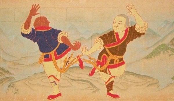 Ein besserer Mensch durch Kampfkunst. Mentales Jiu-Jitsu gegen negatives Denken