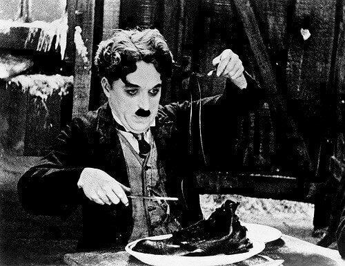 Fünf Zitate von Charlie Chaplin für das Leben