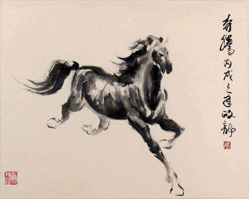 Das verlorene Pferd