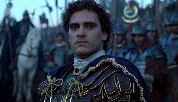 """Commodus aus dem Film """"Gladiator"""""""