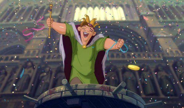 Quasimodo, der Glöckner von Notre Dame