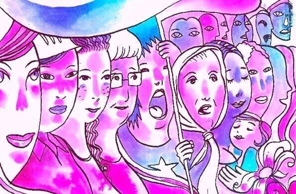 Der Internationale Frauentag: Ohne uns würde die Welt stillstehen