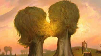 Die Evolution der romantischen Liebe