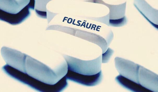 Folsäuretabletten