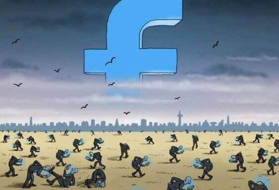 Facebook und wie es uns zu Sklaven macht.