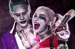 """Joker und Harley Quinn im Film """"Suicide Squad"""""""