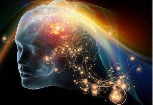 Illustration von Bewusstsein
