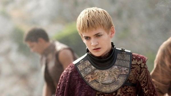 """Der junge König Joffrey Baratheon aus """"Game of Thrones"""""""