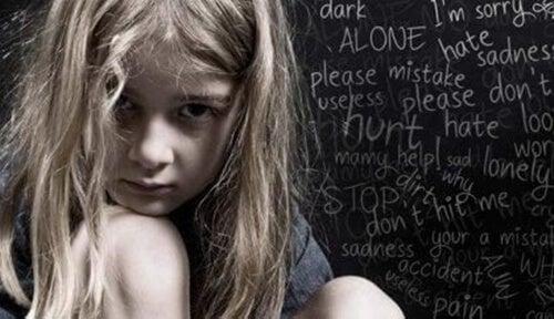 Verbale Misshandlung in der Kindheit hinterlässt ihre Spuren