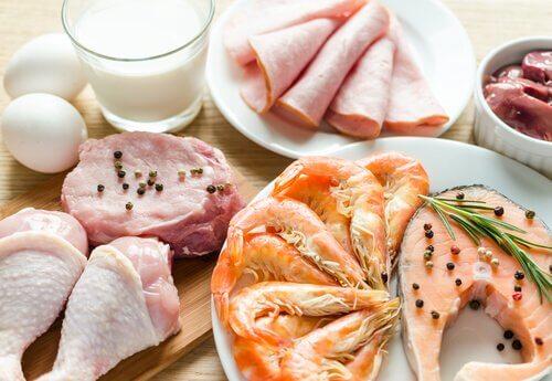 Lebensmittel mit Tryptophan, hilfreich für die Steigerung des Serotoninspiegels