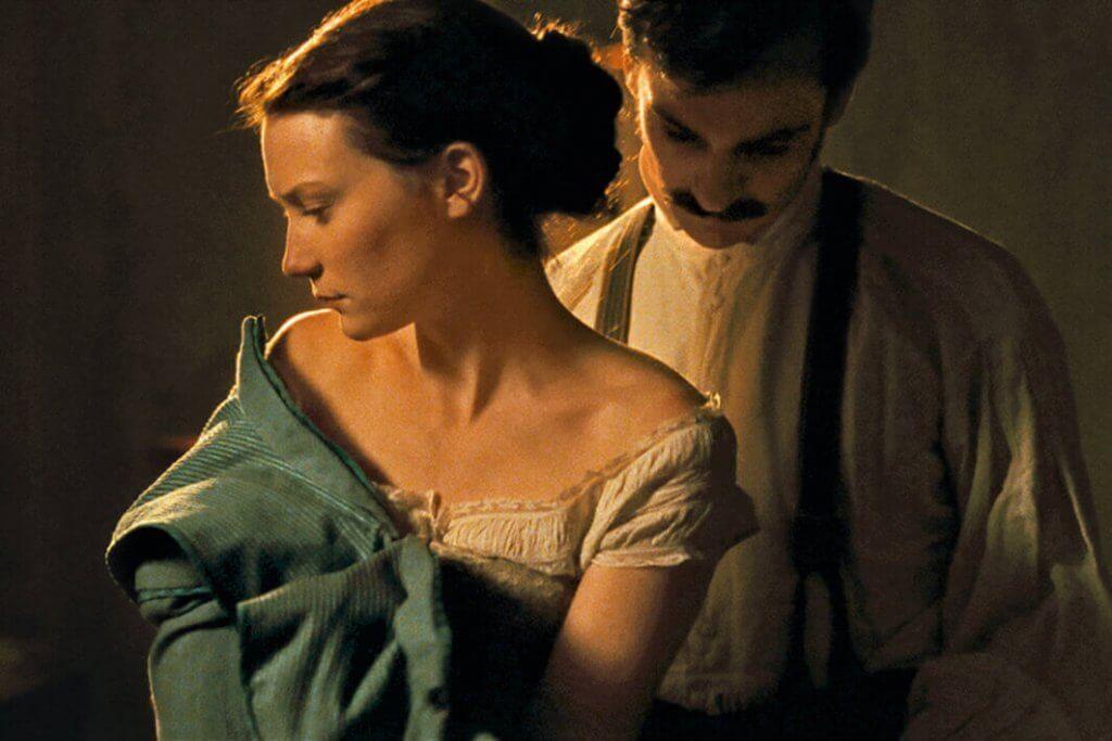 """Szene aus dem spanischen Roman """"Fortunata und Jacinta"""""""