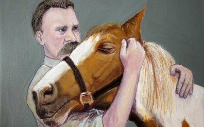 Warum Nietzsche ein Pferd umarmte und weinte