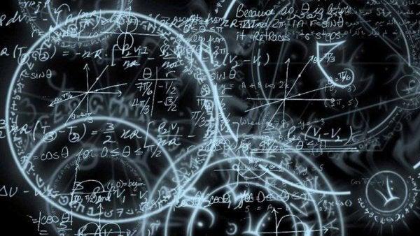 Mathematische Berechnungen zur Theorie der Paralleluniversen