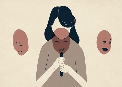 Die drei Masken des pathologischen Narzissmus