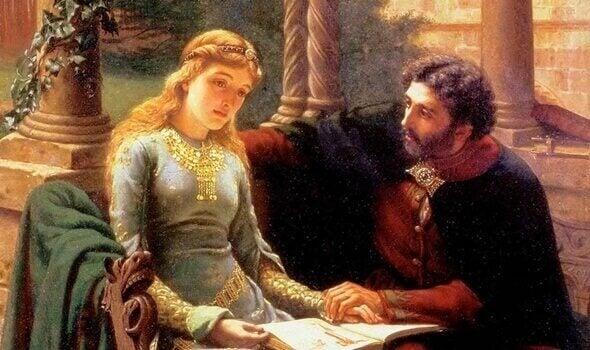 Drei großartige Romanzen der Geschichte