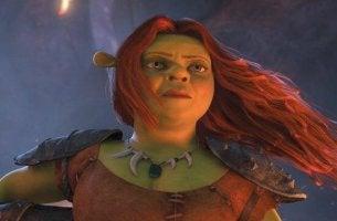 Prinzessin Fiona bestimmt ihr Schicksal selbst.