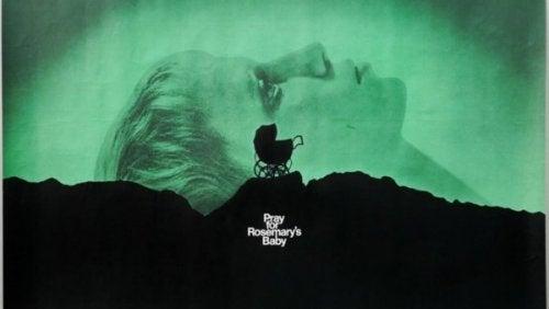 """Filmplakat von """"Rosemaries Baby"""""""