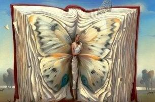 Kurzgeschichten - Schmetterlingsbuch
