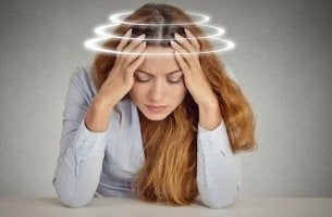 Schwindelanfälle aufgrund von Angst
