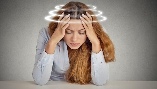 Was tun bei häufigen Schwindelanfällen aufgrund von Angst?