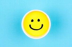 Zitate, um optimistischer zu werden - Smiley