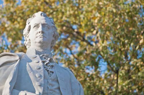Die 5 besten Zitate von Goethe