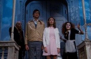 """Eine Szene aus """"The Rocky Horror Picture Show."""""""
