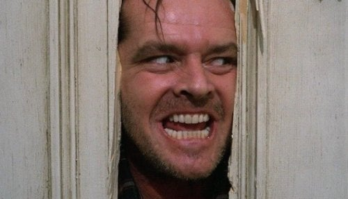 """Szene aus """"The Shining"""""""