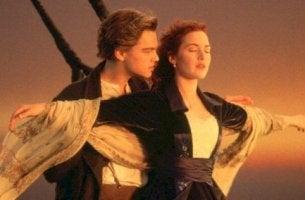 "Szene aus ""Titanic"""