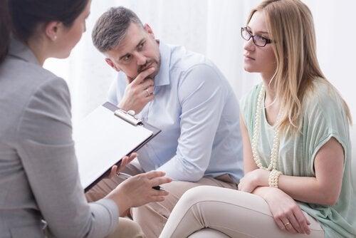 Mediation bedeutet zuhören, nicht sprechen