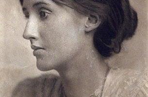 Sätze von Virginia Woolf - Portrait von Virginia Woolf