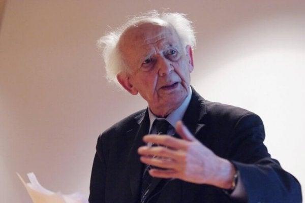 Der Soziologe Zygmunt Bauman