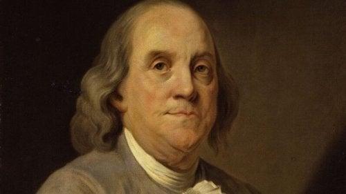 5 weise Zitate von Benjamin Franklin