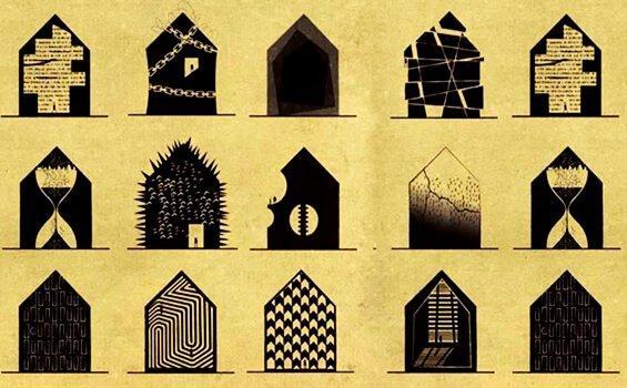 Wenn psychische Störungen Häuser wären, wie sähen sie aus?