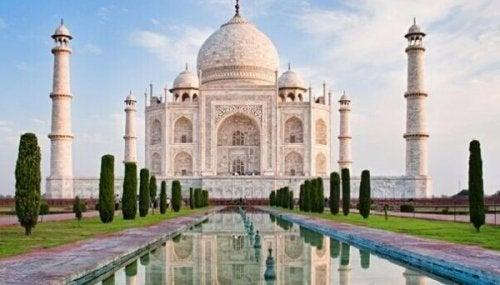 5 märchenhafte Monumente, die durch Liebe inspiriert wurden
