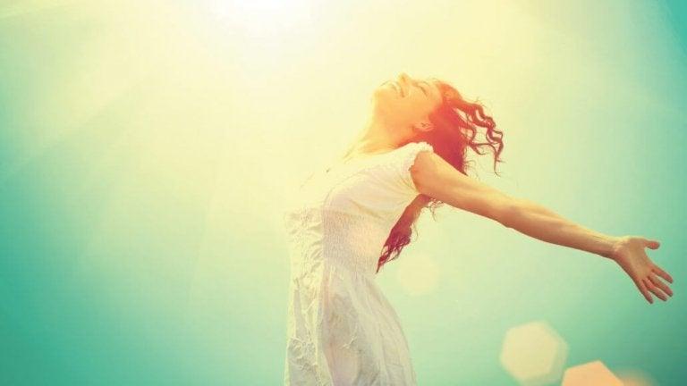Ein gelassener Geist: Flexibel sein, um glücklich zu sein