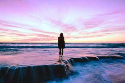 Ich bin es leid, mein Glück davon abhängig zu machen, dass alles so passiert, wie ich es will