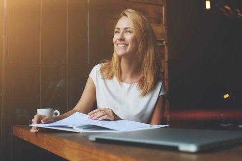 Wie man Glück in der Arbeit findet