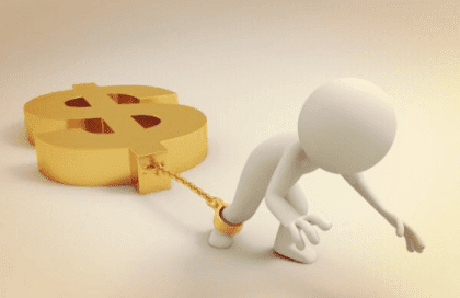 Das Easterlin-Paradox: Das Glück liegt nicht im Geld