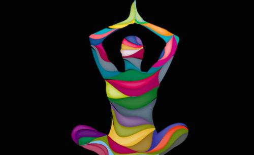 Vipassana-Meditation: die Technik der mentalen Reinigung