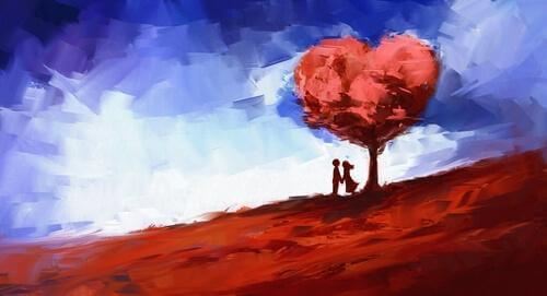Für eine vollkommene Liebe: Vereine diese drei Bestandteile der Liebe miteinander