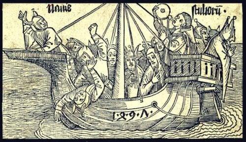 Der Mythos vom Narrenschiff