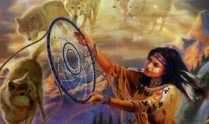 Der Traumjäger - eine schöne Legende der Lakota