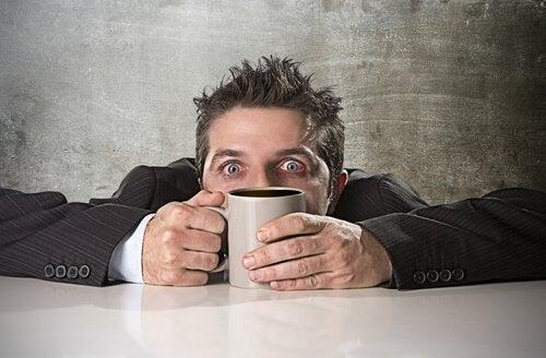 Koffeinvergiftung - Wie kommt es dazu?