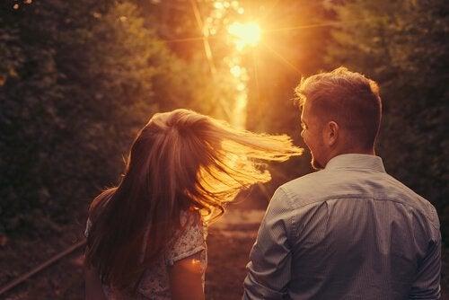 Und plötzlich kamst du - eine Geschichte über das Verliebtsein