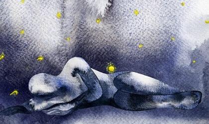 Schlaflosigkeit aufgrund von Stress: Wenn wir unsere Sorgen mit ins Bett nehmen