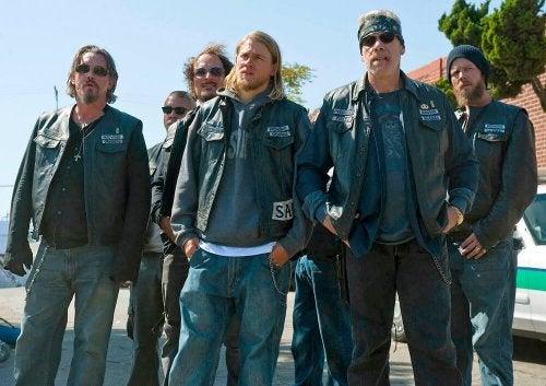 Sons of Anarchy und die Kultur der Gewalt