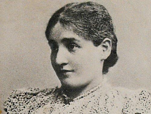 Bertha Pappenheim a.k.a. Anna O.