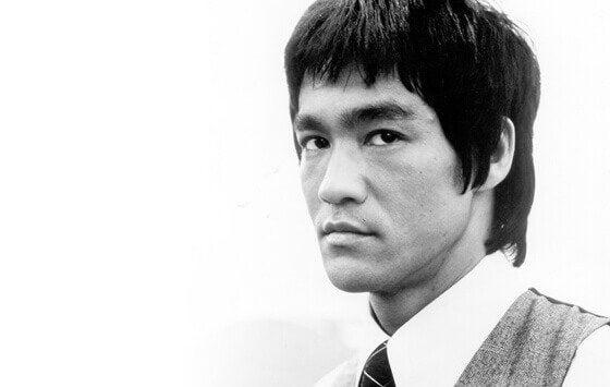 Foto von Bruce Lee