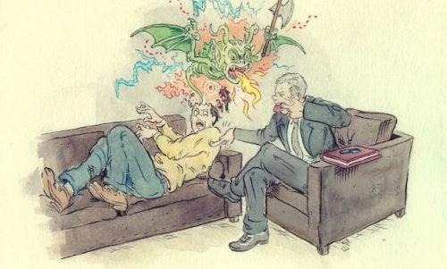 Wenn bei einer Therapiesitzung alles schiefläuft ...